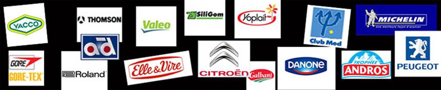 Logos entreprises